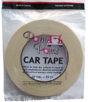 Car Tape: click to enlarge
