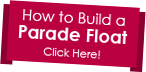 How To Build a Parade Float - Astro Parade Float Materials - Float Kits - Winnipeg Manitoba